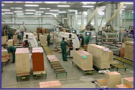 производство мебели лером