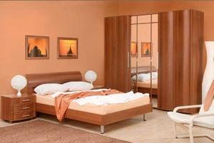 Спальня Лером